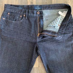 38x30 Lucky Brand 121 Heritage Slim Jeans 7M12119
